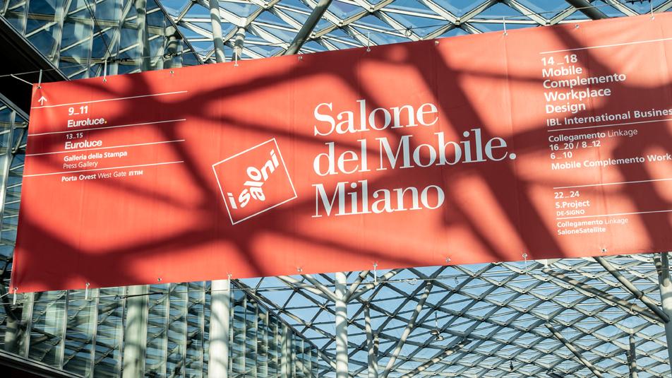 DE-SIGNO MILAN SALONE DEL MOBILE 2019